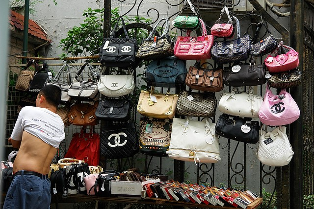 COUNTERFEIT GOODS IN TURKEY