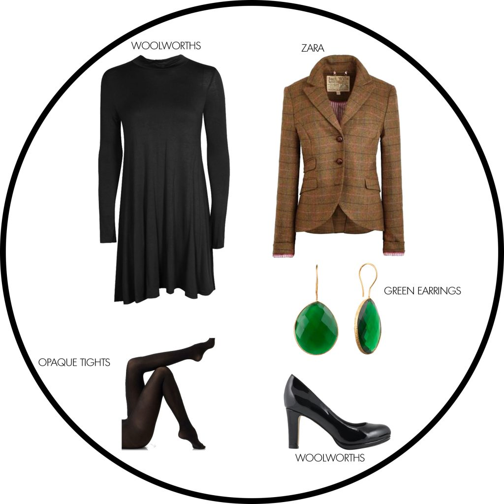 Female Lawyer Fashion LOOK-1